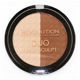 MAKEUP REVOLUTION Duo Face...