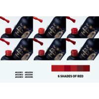 6 Shades of Red